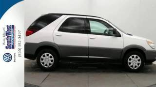 Used 2004 Buick Rendezvous Weatherford TX Fort Worth, TX #VP0367