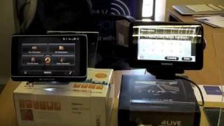 TomTom Go 1000 Vṡ 70 Premium Live