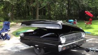 1963 Ford Falcon Retractable Hardtop