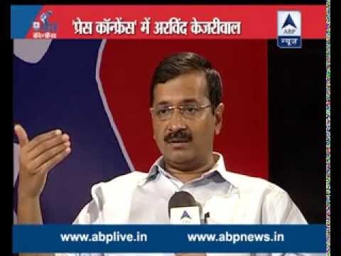 Press Conference- Episode 1: Delhi CM Arvind Kejriwal apologises for calling cops 'thulla'