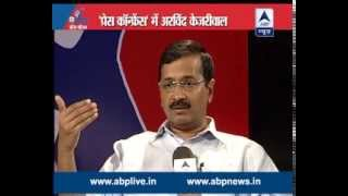 Press Conference- Episode 1: Delhi CM Arvind Kejriwal apologises for calling cops 'thulla'