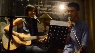 Cinta - Chrisye (Sheryl Sheinafia ft. Rifan Kalbuadi Cover)