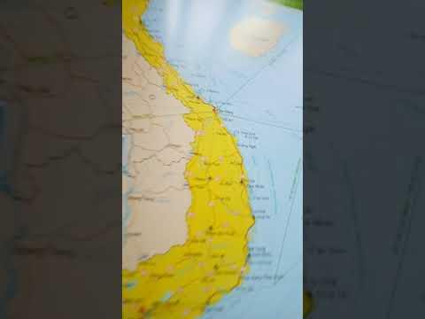 Bài 36. Duyên hải Nam Trung Bộ (atlat trang 28)