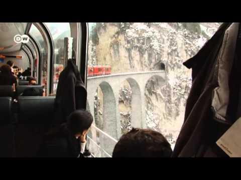 Con El Bernina Express Por Lo Alpes | Euromaxx