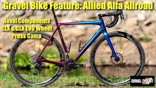 Allied Alfa Allroad - The American-Made Carbon Allroad Bike