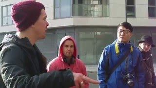 This video is about Commercialisation and Gentrification of the Eas...