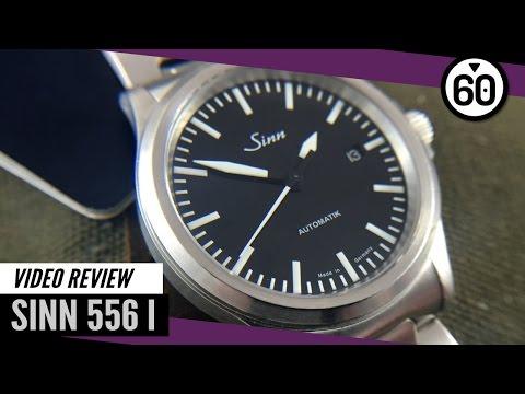 Sinn 556i Video Review – 60CLICKS