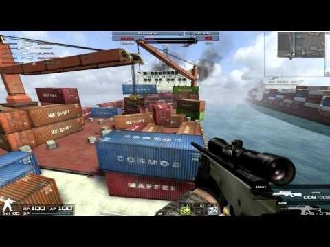 Combat Arms || Event Treasure Ship