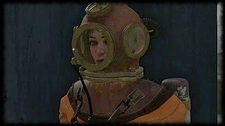 Syberia 3 Gameplay Walkthough PC - Part 10 - Kate Walker goes Diving - Open Port Locks