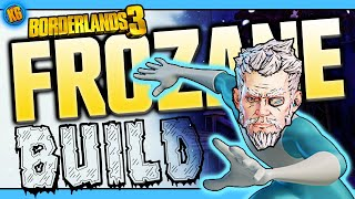 Borderlands 3   FroΖane   Level 50 Zane Build Guide & Download (PC Only)