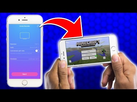 How to Record your iPhone Screen without Jailbreak or Computer (iOS 10 Screen Recorder)