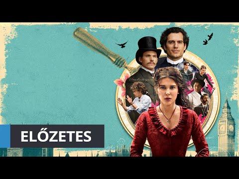 Enola Holmes | új film | szinkronos előzetes
