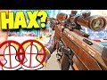 I HAVE AIMBOT HACKS?....LOL 😂 (Call of Duty Sniping & Funny Moments)