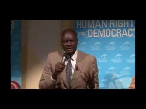 Humans Rights in Sudan, Geneva Summit