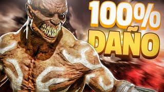 🔪El PERSONAJE con MÁS DAÑO ... (IMPARABLE) - Mortal Kombat 11