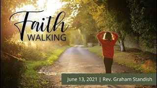 Faith Walking   June 13, 2021   Canonsburg UP Church