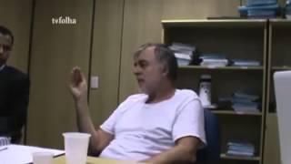 B O M B A  ...!!! Muito a vontade, Paulo Roberto Costa conta TUDO.