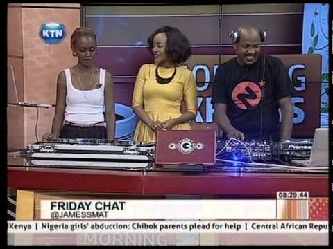 Morning Express; Morning Express, Friday Chats with DJ Sadic, DJ Creme de la Creme and DJ Eynie