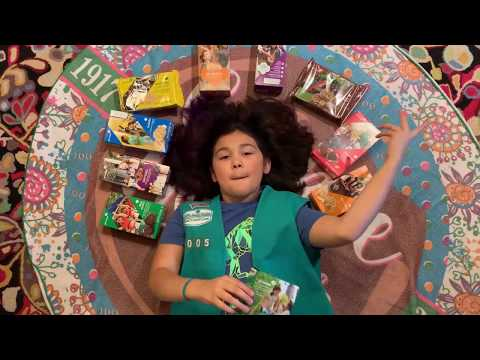 Katie Sommers Radio Network - SO CUTE: 9-Year Old Remixes Lizzo 'Truth Hurts' To Sell Girl Scout Cookies