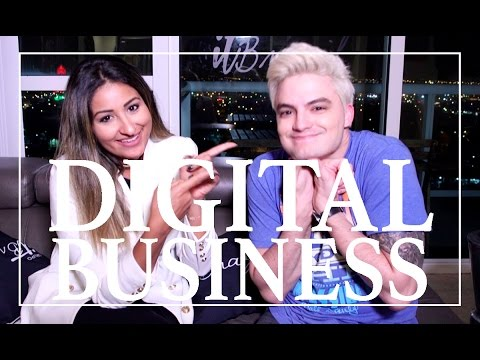 DIGITAL BUSINESS COM FELIPE NETO | PATRICIA BRAZIL