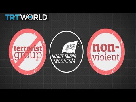 Indonesia bans Hizbut Tahrir