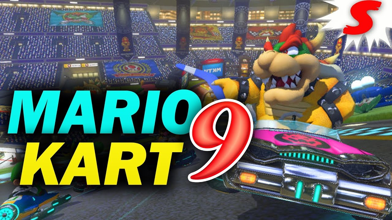 will mario kart 9 come to the nintendo switch youtube. Black Bedroom Furniture Sets. Home Design Ideas
