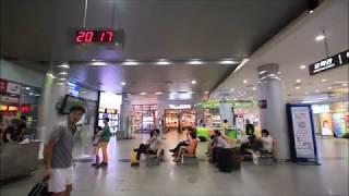 """【韓国】 光州総合バスターミナル(ユースクエア) Gwangju Bus Terminal """"U-Square"""", Korea (2019.8)"""