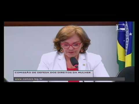 DEFESA DOS DIREITOS DA MULHER - Reunião Deliberativa - 08/11/2016 - 16:05