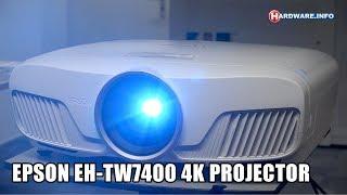 Epson EH-TW7400 review: de beste 4K projector tot 2000 euro!?