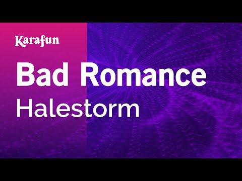 Karaoke Bad Romance - Halestorm *
