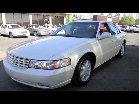 Short Takes: 2003 Cadillac Seville SLS (Start Up, Engine, Full Tour)