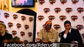 Rderudo Wagner y L.A Park retos Todo X el Todo (parte2)