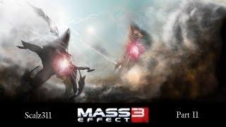 Mass Effect 3 Gameplay Playthrough Walkthrough - Part 11 - Priority: Eden Prime 2