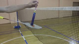 Фото Самая простая подставка форхэндом. #The Simplest Forehand Net Drop.