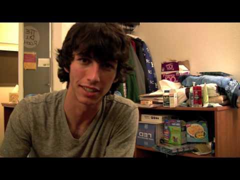 Freshman Year at ASU - Day 2 - Roommate Agreement