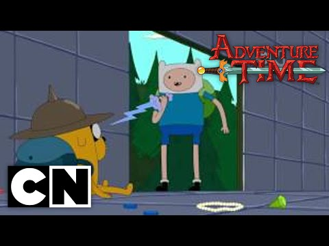 Adventure Time - Dungeon Train (Clip)