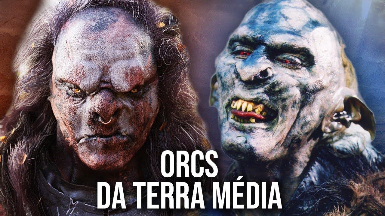 Download A ORIGEM DOS ORCS DA TERRA MÉDIA