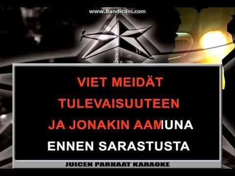 Juice Leskinen - Musta Aurinko Nousee (Karaoke)