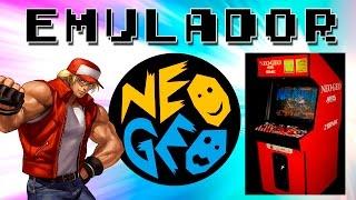 Descargar Emulador de Neo Geo [2016] para PC   Configuracion Perfecta