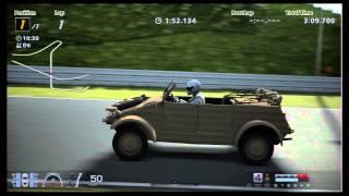4:19.959 - Volkswagen Kubelwagen Typ 82
