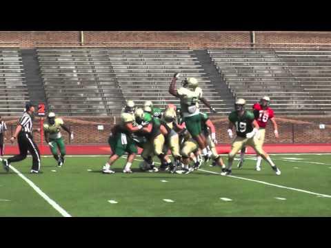 2012 Tribe Football: Fall Camp Recap with Head Coach Jimmye Laycock