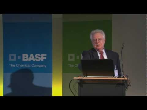 Ian Crute: Innovation needed for the global food chain