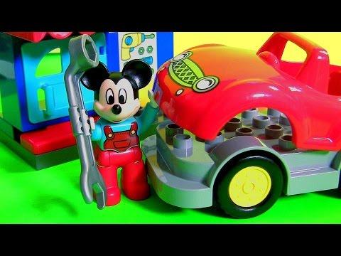 LEGO Duplo-Mickey Mouse Mouse-PERSONAGGIO-officina da 10829