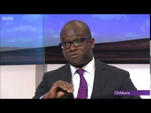 Sam Gyimah (Conservatives) on Childcare, 22nd April 2015