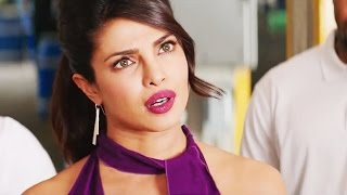 finally priyanka gets a line of dialogue in the new trailer of baywatch