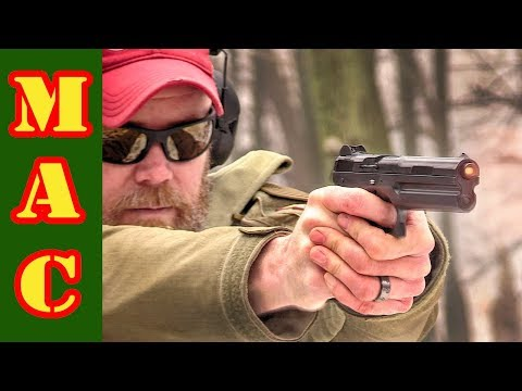 New 7.5FK BRNO Field Pistol - One Of A Kind!
