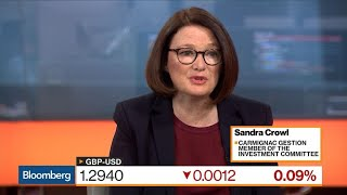 Selling Pound Is Risky as Brexit Decision Nears, Says Carmignac Gestion