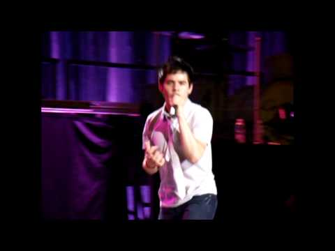 David Archuleta - Don't Let Go - Duluth