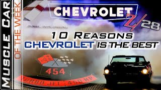Chevrolet Things - Muscle Car Of The Week Video Episode 331