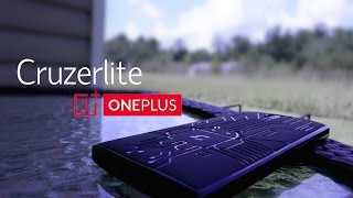 Protective case for the OnePlus One - Cruzerlite Circuit Droid TPU case